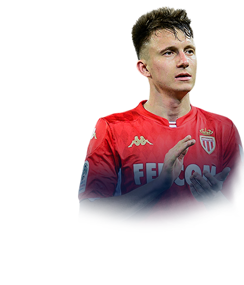 GOLOVIN FIFA 20 Team of the Season Moments