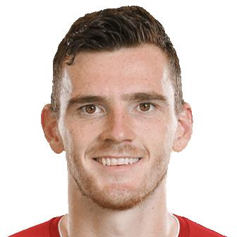 Andrew Robertson FIFA 20