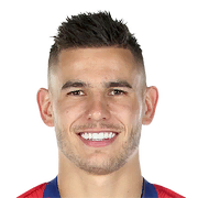 Lucas Hernández FIFA 20