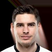 NIEZGODA FIFA 20 Non Rare Silver