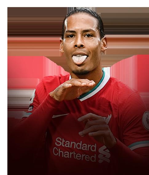 VAN DIJK FIFA 21 Record Breaker