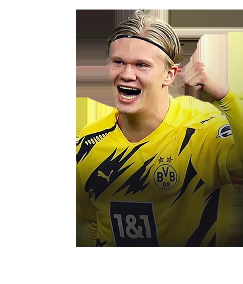 HÅLAND FIFA 21 Team of the Week Gold