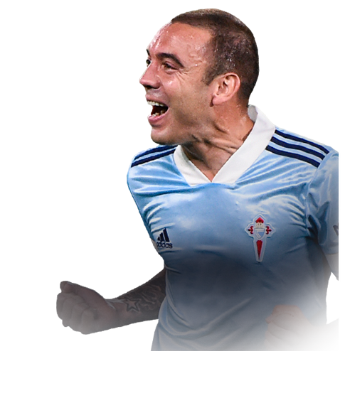 IAGO ASPAS FIFA 21 Objectives Reward