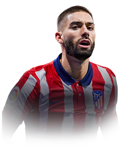 CARRASCO FIFA 21 Team of the Week Gold
