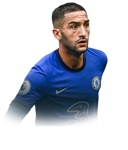 ZIYECH FIFA 21 Ones to Watch