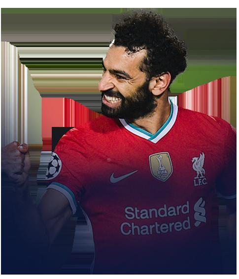 SALAH FIFA 21 Champions League RTTF