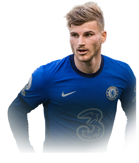 WERNER FIFA 21 Ones to Watch