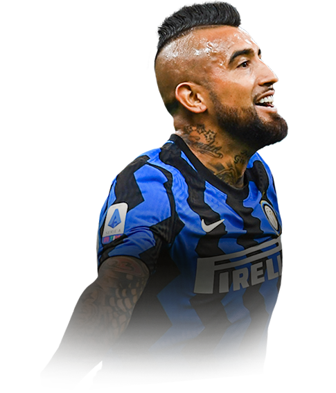 VIDAL FIFA 21 Ones to Watch