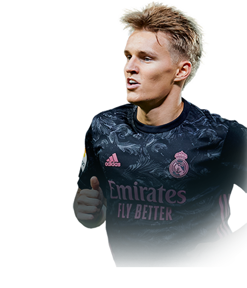 ØDEGAARD FIFA 21 Ones to Watch