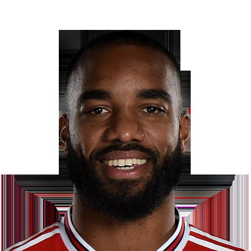 Alexandre Lacazette FIFA 21