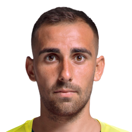 Paco Alcácer FIFA 21